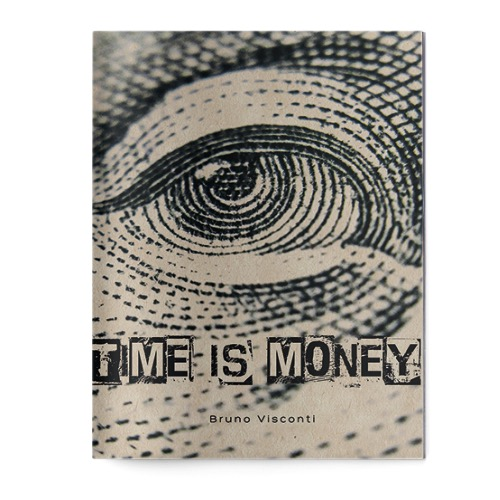 "тетрадь 40л ""TIME is MONEY"" клетка 7-40-001/14"